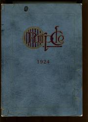 1924 Edition, Coffeyville High School - Purple C Yearbook (Coffeyville, KS)