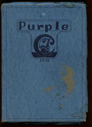 1926 Edition, Coffeyville High School - Purple C Yearbook (Coffeyville, KS)