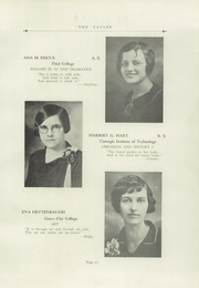Page 15, 1931 Edition, Coffeyville High School - Purple C Yearbook (Coffeyville, KS) online yearbook collection