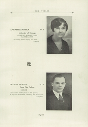 Page 17, 1931 Edition, Coffeyville High School - Purple C Yearbook (Coffeyville, KS) online yearbook collection