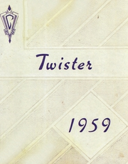 1959 Edition, Coffeyville High School - Purple C Yearbook (Coffeyville, KS)