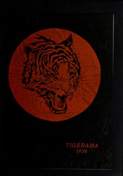 Page 1, 1936 Edition, Cowley College - Tiger Daze Yearbook (Arkansas City, KS) online yearbook collection