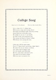 Page 13, 1936 Edition, Cowley College - Tiger Daze Yearbook (Arkansas City, KS) online yearbook collection