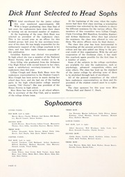 Page 14, 1936 Edition, Cowley College - Tiger Daze Yearbook (Arkansas City, KS) online yearbook collection