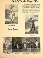 Page 15, 1939 Edition, Cowley College - Tiger Daze Yearbook (Arkansas City, KS) online yearbook collection
