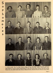 Page 7, 1939 Edition, Cowley College - Tiger Daze Yearbook (Arkansas City, KS) online yearbook collection