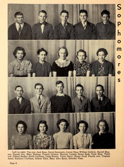 Page 8, 1939 Edition, Cowley College - Tiger Daze Yearbook (Arkansas City, KS) online yearbook collection