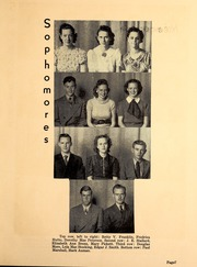 Page 9, 1939 Edition, Cowley College - Tiger Daze Yearbook (Arkansas City, KS) online yearbook collection