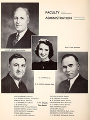 Page 12, 1941 Edition, Cowley College - Tiger Daze Yearbook (Arkansas City, KS) online yearbook collection