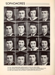 Page 8, 1941 Edition, Cowley College - Tiger Daze Yearbook (Arkansas City, KS) online yearbook collection