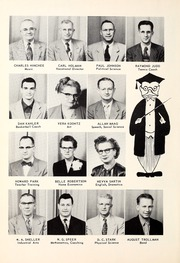 Page 10, 1953 Edition, Cowley College - Tiger Daze Yearbook (Arkansas City, KS) online yearbook collection