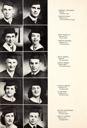 Page 14, 1953 Edition, Cowley College - Tiger Daze Yearbook (Arkansas City, KS) online yearbook collection