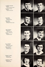 Page 17, 1953 Edition, Cowley College - Tiger Daze Yearbook (Arkansas City, KS) online yearbook collection