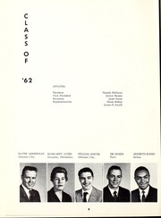 Page 12, 1962 Edition, Cowley College - Tiger Daze Yearbook (Arkansas City, KS) online yearbook collection