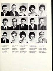 Page 13, 1962 Edition, Cowley College - Tiger Daze Yearbook (Arkansas City, KS) online yearbook collection