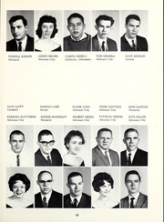 Page 17, 1962 Edition, Cowley College - Tiger Daze Yearbook (Arkansas City, KS) online yearbook collection