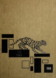 1968 Edition, Cowley College - Tiger Daze Yearbook (Arkansas City, KS)