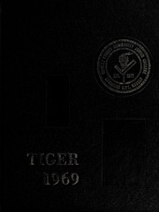 1969 Edition, Cowley College - Tiger Daze Yearbook (Arkansas City, KS)