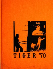Page 1, 1970 Edition, Cowley College - Tiger Daze Yearbook (Arkansas City, KS) online yearbook collection