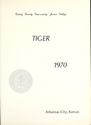 Page 5, 1970 Edition, Cowley College - Tiger Daze Yearbook (Arkansas City, KS) online yearbook collection