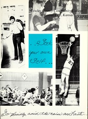 Page 5, 1972 Edition, Cowley College - Tiger Daze Yearbook (Arkansas City, KS) online yearbook collection