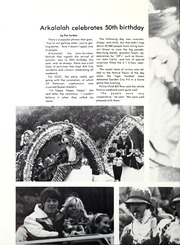 Page 14, 1982 Edition, Cowley College - Tiger Daze Yearbook (Arkansas City, KS) online yearbook collection