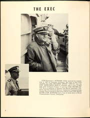 Page 10, 1961 Edition, Black (DD 666) - Naval Cruise Book online yearbook collection