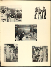 Page 13, 1961 Edition, Black (DD 666) - Naval Cruise Book online yearbook collection