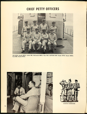 Page 14, 1961 Edition, Black (DD 666) - Naval Cruise Book online yearbook collection