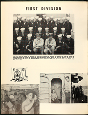 Page 16, 1961 Edition, Black (DD 666) - Naval Cruise Book online yearbook collection