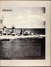 Page 7, 1961 Edition, Black (DD 666) - Naval Cruise Book online yearbook collection