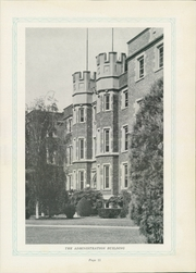 Page 15, 1930 Edition, Benedictine College - Raven Yearbook (Atchison, KS) online yearbook collection