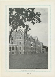 Page 16, 1930 Edition, Benedictine College - Raven Yearbook (Atchison, KS) online yearbook collection