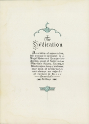 Page 8, 1930 Edition, Benedictine College - Raven Yearbook (Atchison, KS) online yearbook collection