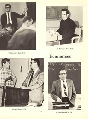 Page 19, 1969 Edition, Benedictine College - Raven Yearbook (Atchison, KS) online yearbook collection
