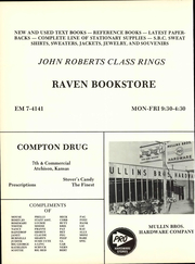 Page 198, 1969 Edition, Benedictine College - Raven Yearbook (Atchison, KS) online yearbook collection