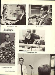 Page 23, 1969 Edition, Benedictine College - Raven Yearbook (Atchison, KS) online yearbook collection