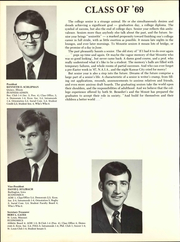 Page 26, 1969 Edition, Benedictine College - Raven Yearbook (Atchison, KS) online yearbook collection