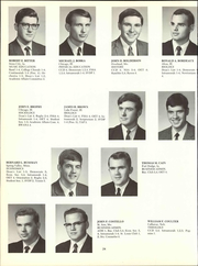 Page 28, 1969 Edition, Benedictine College - Raven Yearbook (Atchison, KS) online yearbook collection