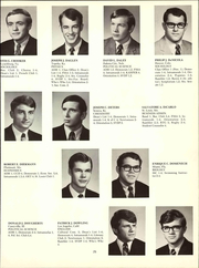 Page 29, 1969 Edition, Benedictine College - Raven Yearbook (Atchison, KS) online yearbook collection
