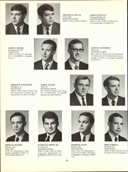 Page 30, 1969 Edition, Benedictine College - Raven Yearbook (Atchison, KS) online yearbook collection