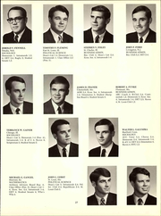 Page 31, 1969 Edition, Benedictine College - Raven Yearbook (Atchison, KS) online yearbook collection