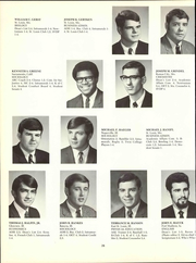 Page 32, 1969 Edition, Benedictine College - Raven Yearbook (Atchison, KS) online yearbook collection