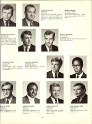Page 33, 1969 Edition, Benedictine College - Raven Yearbook (Atchison, KS) online yearbook collection