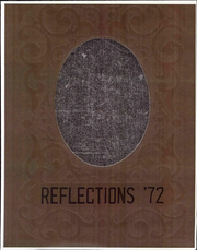 1972 Edition, Coffeyville Community College - Reflections Yearbook (Coffeyville, KS)
