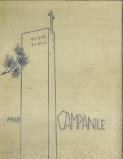 1963 Edition, St Mary of the Plains College - Campanile Yearbook (Dodge City, KS)