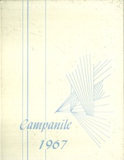 1967 Edition, St Mary of the Plains College - Campanile Yearbook (Dodge City, KS)