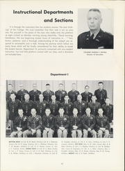 Page 17, 1957 Edition, US Army Command and General Staff College - Summary Yearbook (Fort Leavenworth, KS) online yearbook collection