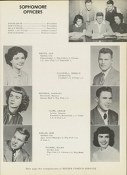 Page 13, 1951 Edition, Garden City Community College - Broncbuster Yearbook (Garden City, KS) online yearbook collection