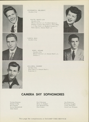 Page 17, 1951 Edition, Garden City Community College - Broncbuster Yearbook (Garden City, KS) online yearbook collection